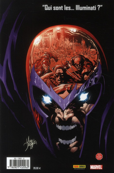 Dos the new avengers tome 3 - révolution