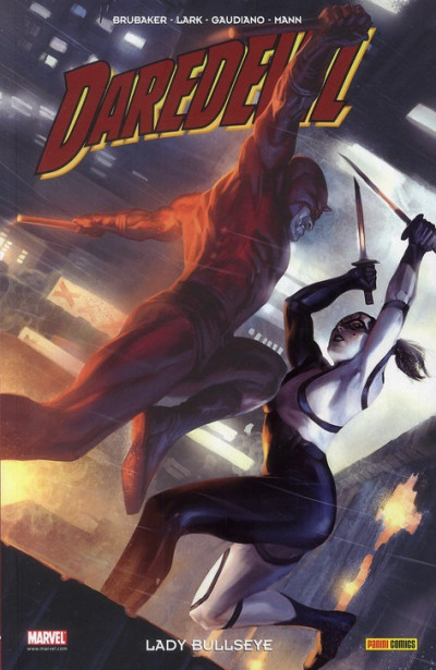 Couverture daredevil tome 19 - Lady Bullseye