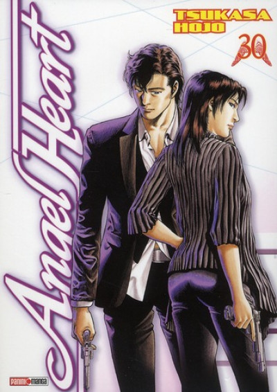 Couverture angel heart tome 30