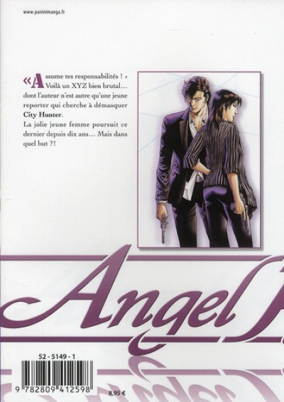 Dos angel heart tome 30