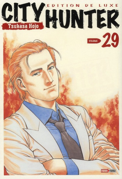 Couverture city hunter tome 29