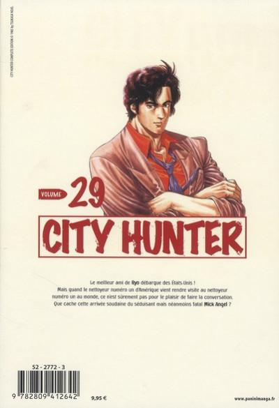 Dos city hunter tome 29