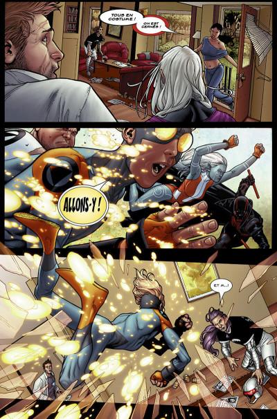 Page 8 Civil war tome 1