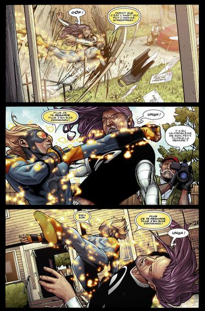 Page 9 Civil war tome 1