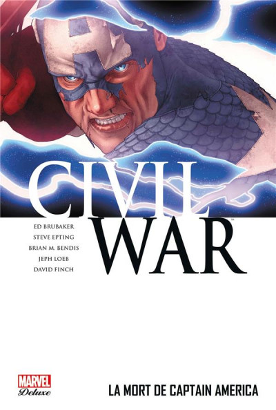 Couverture Civil war tome 3