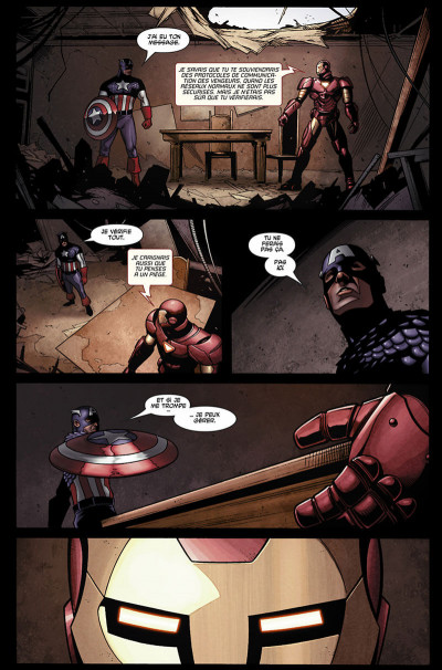 Page 8 Civil war tome 3