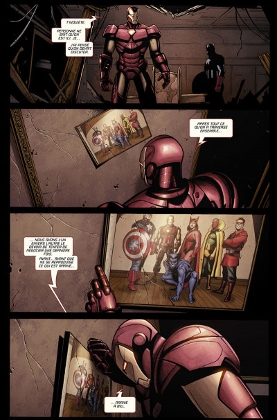 Page 9 Civil war tome 3