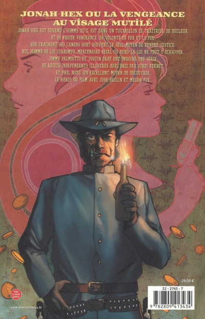 Dos jonah hex tome 2