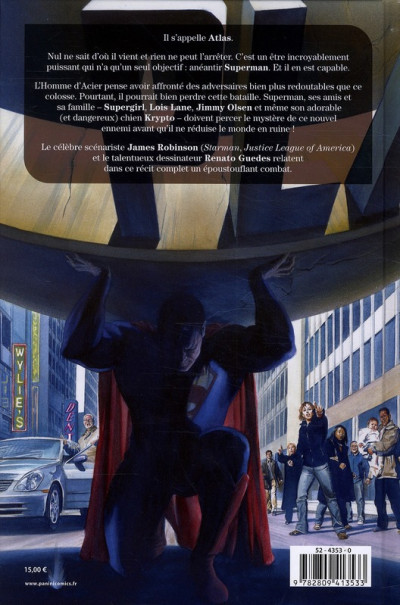 Dos superman ; the coming of atlas