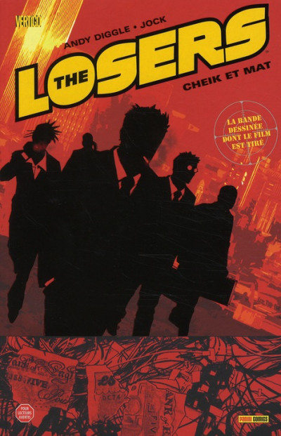 Couverture the losers tome 2
