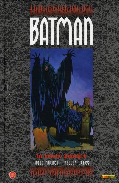 Couverture batman & dracula tome 3 - La brume pourpre