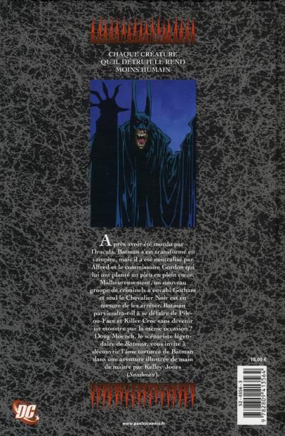 Dos batman & dracula tome 3 - La brume pourpre