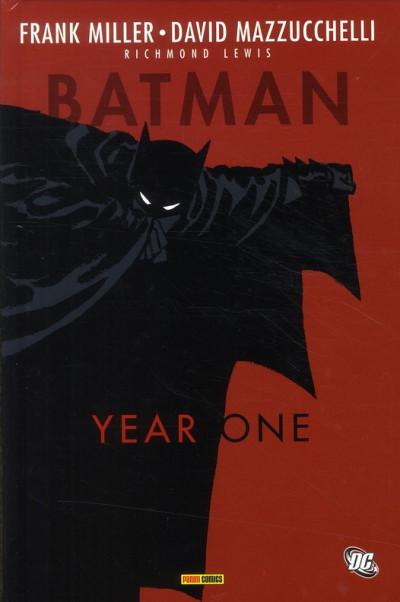Couverture Batman - year one