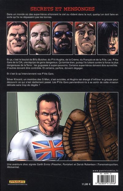 Dos The boys - fusion comics tome 7