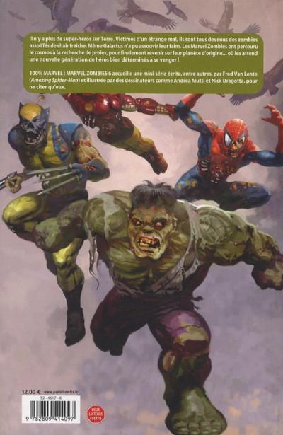 Dos marvel zombies tome 6 - le retour