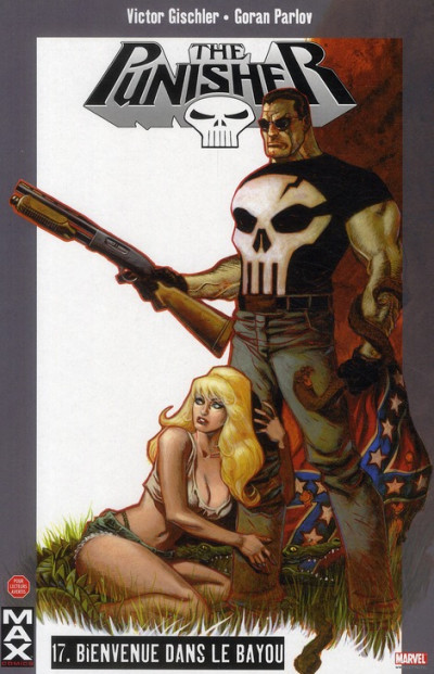 Couverture punisher tome 17