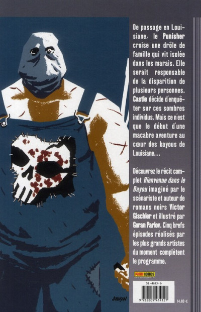 Dos punisher tome 17