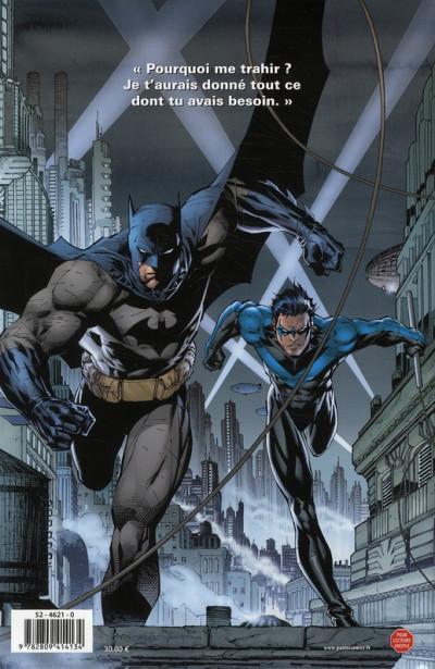 Dos batman ; silence