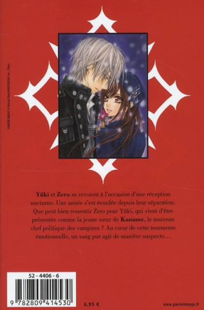 Dos vampire knight tome 12