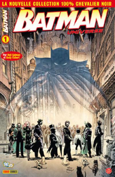 Couverture Batman Universe tome 1