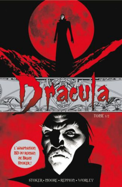 Couverture Dracula tome 1