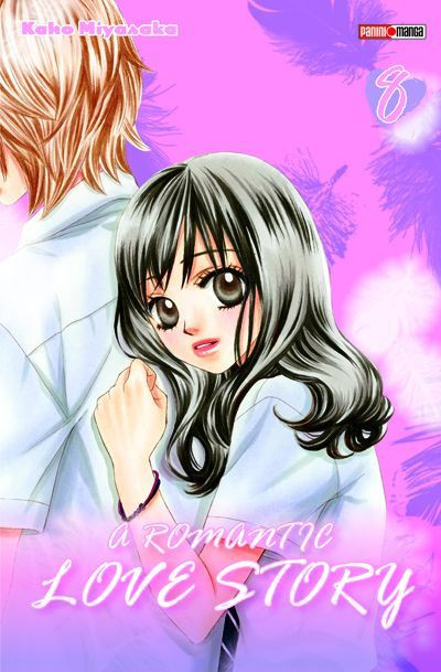 Couverture a romantic love story tome 8