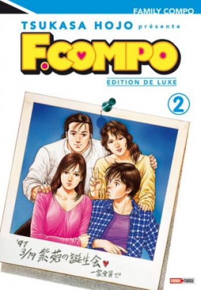 Couverture family Compo tome 2