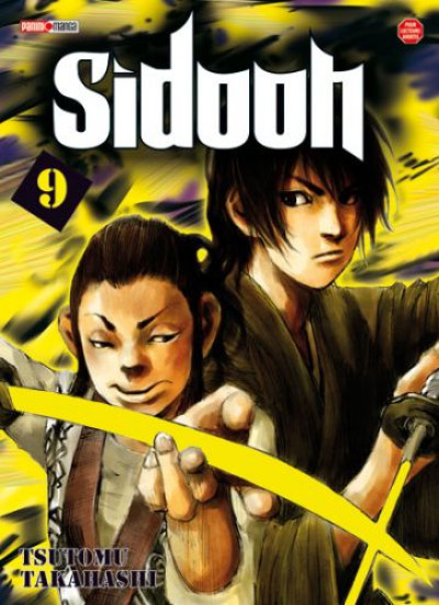 Couverture Sidooh tome 9