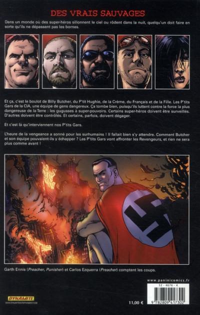 Dos The boys - fusion comics tome 9