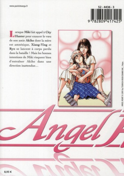 Dos angel heart tome 32
