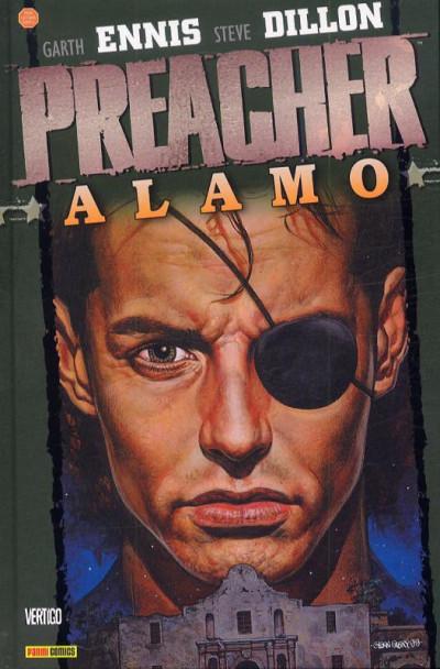 Couverture preacher tome 9 - Alamo