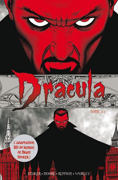 Couverture Dracula tome 2