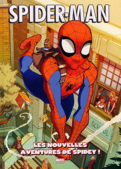 Couverture Spider-Man tome 1