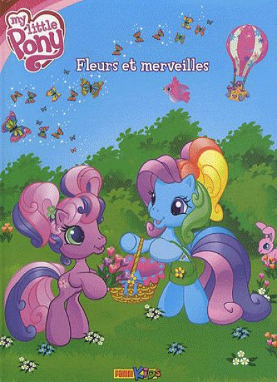 Couverture My little pony (Panini) tome 2