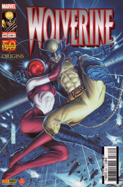 Couverture Wolverine N.205