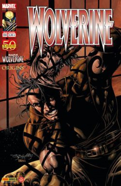 Couverture Wolverine N.206