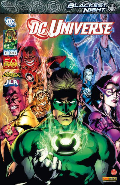 Couverture DC universe tome 61
