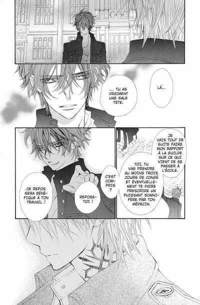 Page 9 vampire knight tome 13