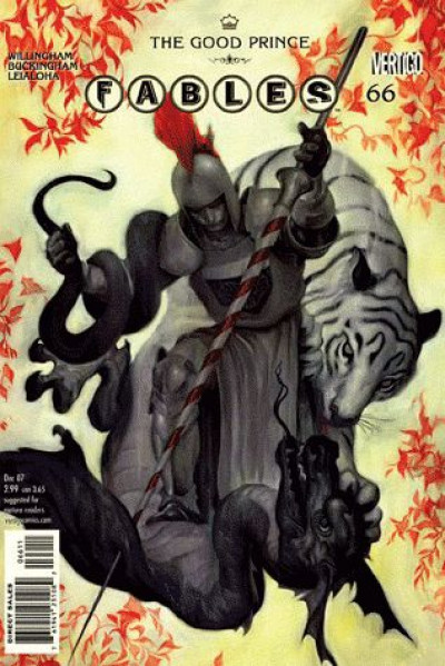 Couverture fables tome 13