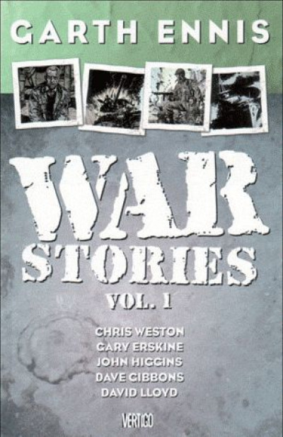 Couverture war stories tome 1