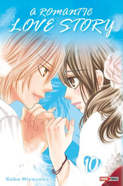 Couverture a romantic love story tome 10