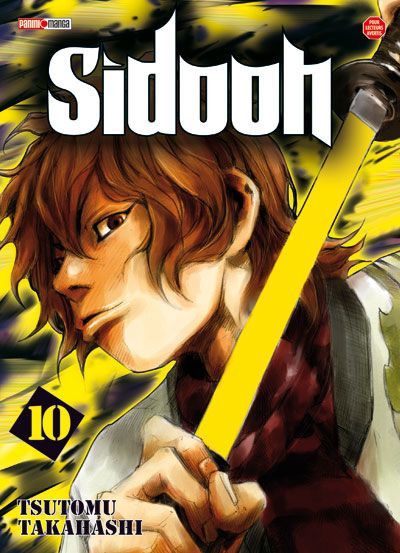 Couverture sidooh tome 10