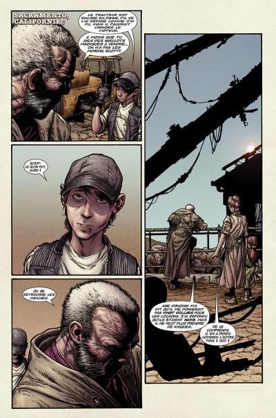 Page 0 Wolverine ; old man logan