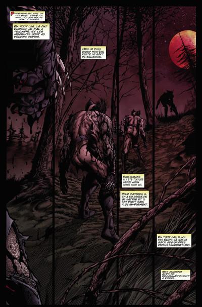 Page 6 Wolverine ; old man logan