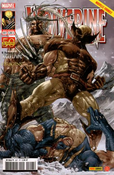 Couverture Wolverine N.207