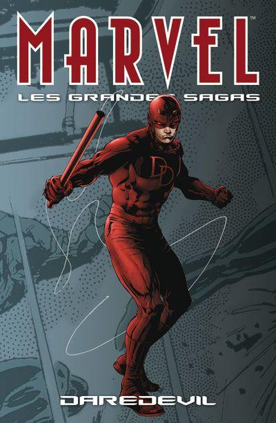 Couverture Marvel - les grandes sagas N.8 ; Daredevil