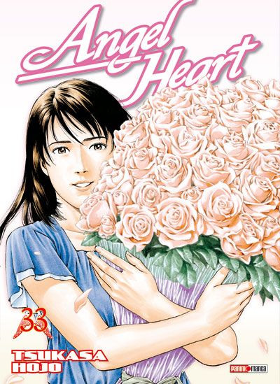 Couverture angel heart tome 33