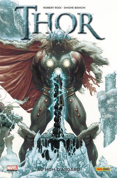 Couverture Thor ; au nom d'Asgard !