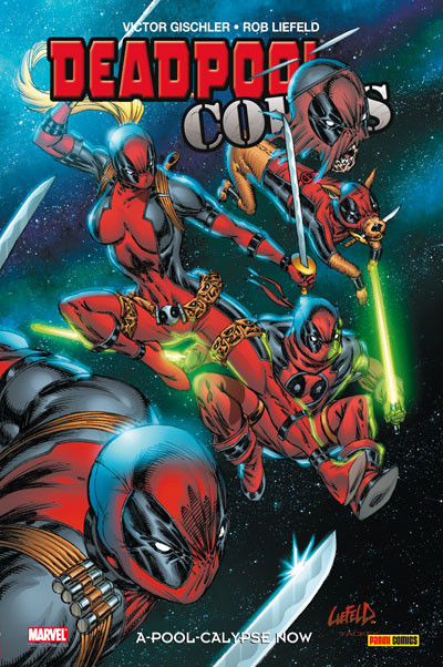 Couverture Deadpool corps T.1 - a-Pool-calypse now