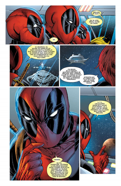 Page 0 Deadpool corps T.1 - a-Pool-calypse now